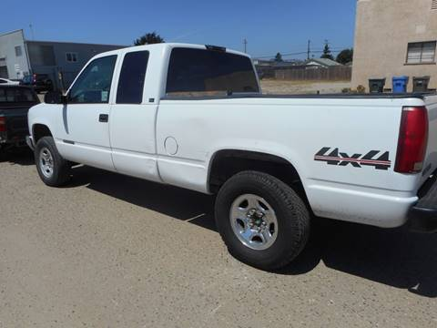 1995 GMC Sierra 2500 for sale in Grover Beach, CA