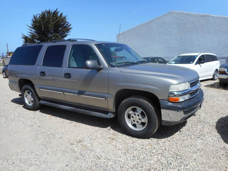 2002 CHEVROLET SUBURBAN 1500 LS 2WD 4DR SUV gray test drive   inspection call 888-483-7908 20596