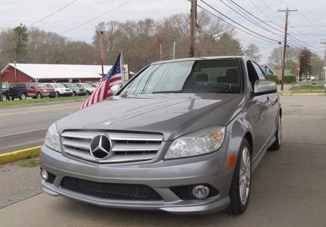 2010 Mercedes-Benz 300-Class for sale at First Hot Line Auto Sales Inc. & Fairhaven Getty in Fairhaven MA