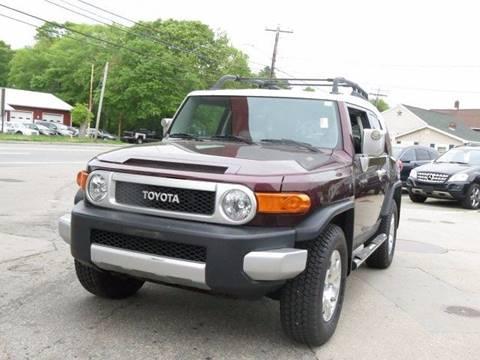 2007 Toyota FJ Cruiser for sale in Fairhaven, MA