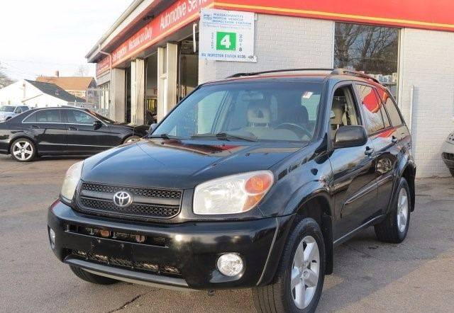 2004 Toyota RAV4 for sale at First Hot Line Auto Sales Inc. & Fairhaven Getty in Fairhaven MA