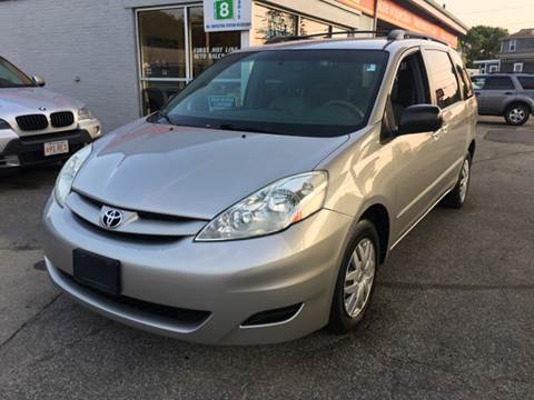 2006 Toyota Sienna for sale at First Hot Line Auto Sales Inc. & Fairhaven Getty in Fairhaven MA