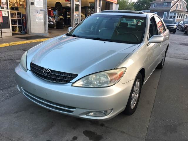 2004 Toyota Camry for sale at First Hot Line Auto Sales Inc. & Fairhaven Getty in Fairhaven MA