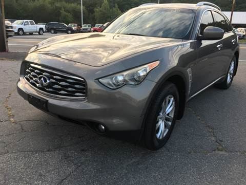 2009 Infiniti FX35 for sale at First Hot Line Auto Sales Inc. & Fairhaven Getty in Fairhaven MA