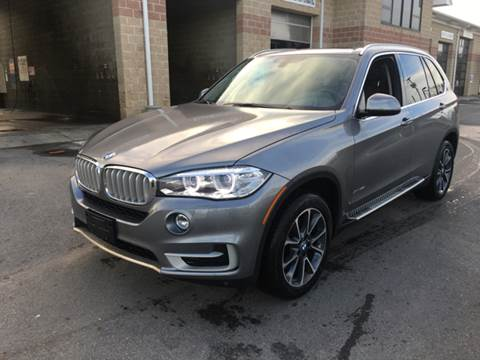 2015 BMW X5 for sale at First Hot Line Auto Sales Inc. & Fairhaven Getty in Fairhaven MA