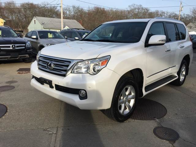 2011 Lexus GX 460 for sale at First Hot Line Auto Sales Inc. & Fairhaven Getty in Fairhaven MA