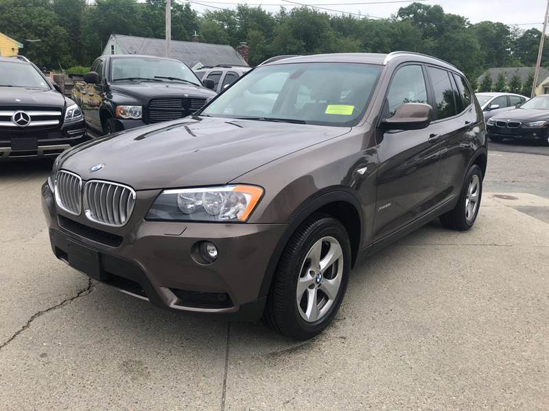 2011 BMW X3 for sale at First Hot Line Auto Sales Inc. & Fairhaven Getty in Fairhaven MA