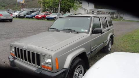 2000 Jeep Cherokee for sale in Altoona, PA