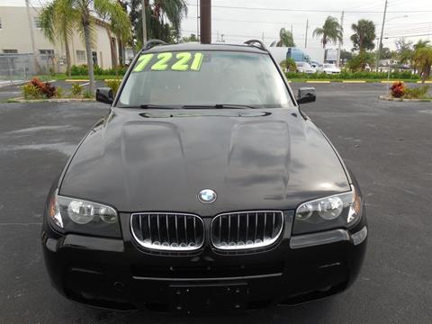 2006 BMW X3 for sale in West Palm Beach, FL