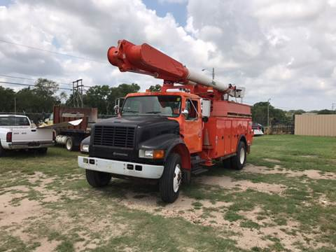 2001 International 4900 for sale in Wichita, KS