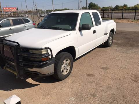 1999 Chevrolet Silverado 1500 for sale in Wichita, KS