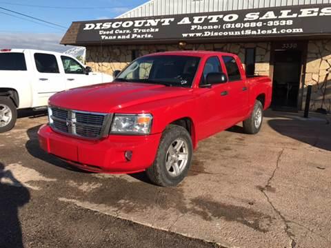 2010 Dodge Dakota for sale in Wichita, KS