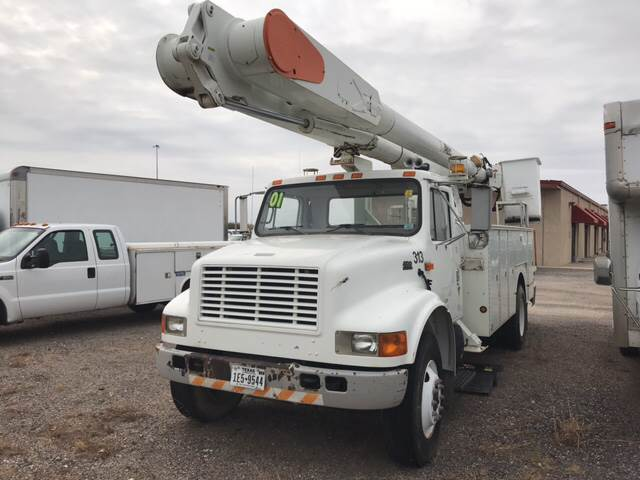2001 International 4700 for sale at Discount Auto Sales in Wichita KS