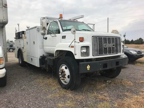 2000 GMC TOPKICK for sale in Wichita, KS