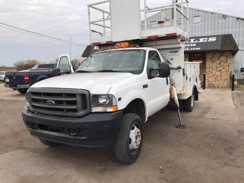 2002 Ford F-450 Super Duty for sale at Discount Auto Sales in Wichita KS