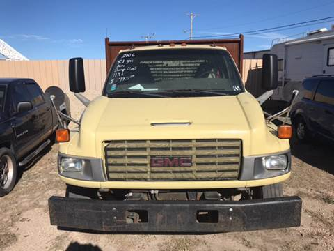 2006 GMC TC5500 for sale in Wichita, KS