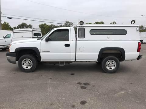 2005 Chevrolet C/K 2500 Series for sale in Wichita, KS