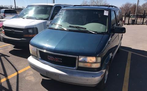 2000 GMC Safari for sale in Wichita, KS