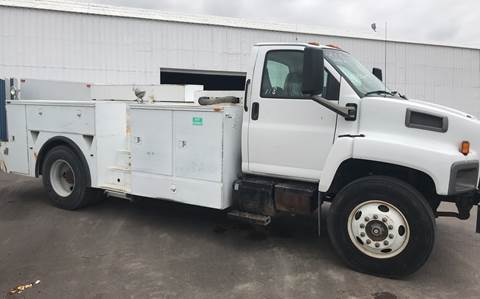 2005 GMC C7500 for sale in Wichita, KS