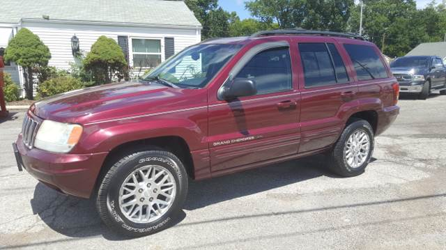2003 Jeep Grand Cherokee for sale at Affordable Auto Sales in Toledo OH