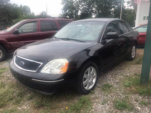 2005 Ford Five Hundred for sale in Toledo OH