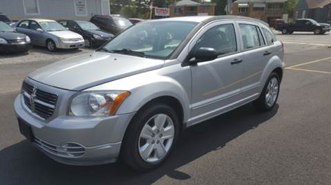 2007 Dodge Caliber for sale at Affordable Auto Sales in Toledo OH