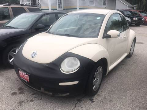 2007 Volkswagen New Beetle for sale at Affordable Auto Sales in Toledo OH