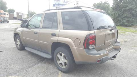 2003 Chevrolet TrailBlazer for sale in Toledo, OH