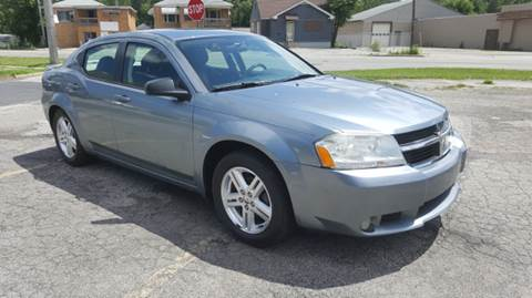 2009 Dodge Avenger for sale at Affordable Auto Sales in Toledo OH