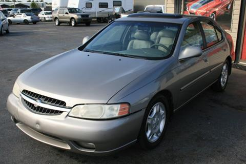 2001 Nissan Altima for sale in Moore, OK