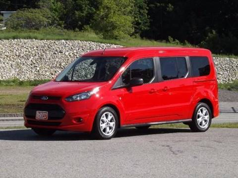 2015 Ford Transit Connect Wagon ... & Ford Used Cars financing For Sale Lewiston Thrifty Car Mart markmcfarlin.com