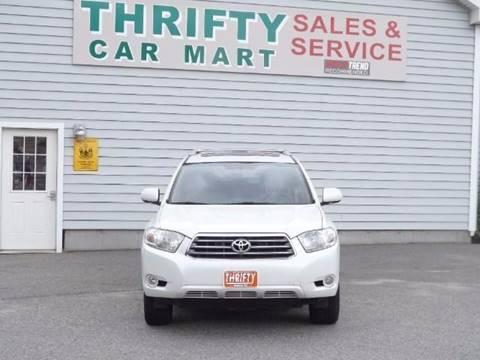 2008 Toyota Highlander for sale in Lewiston, ME