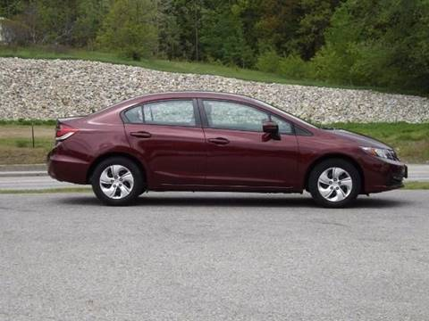 2014 Honda Civic for sale in Lewiston, ME