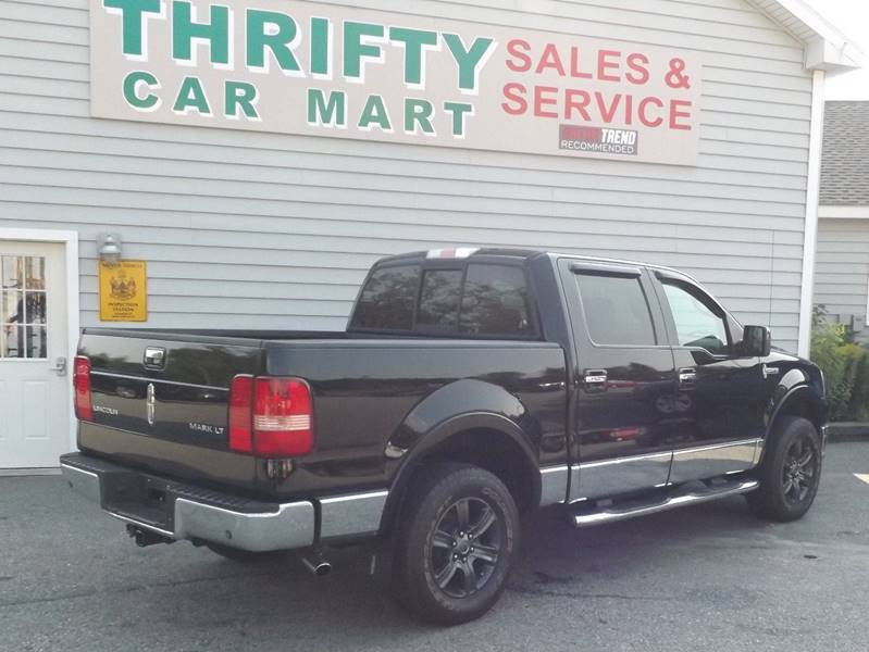 2006 Lincoln Mark Lt 4dr Supercrew 4wd Sb In Lewiston Me Thrifty