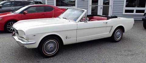 1965 Ford Mustang for sale in Lewiston, ME