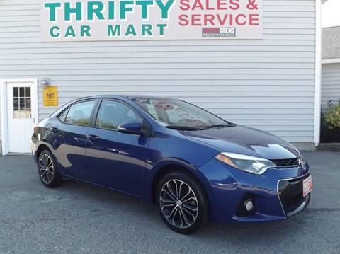 2014 Toyota Corolla for sale in Lewiston, ME