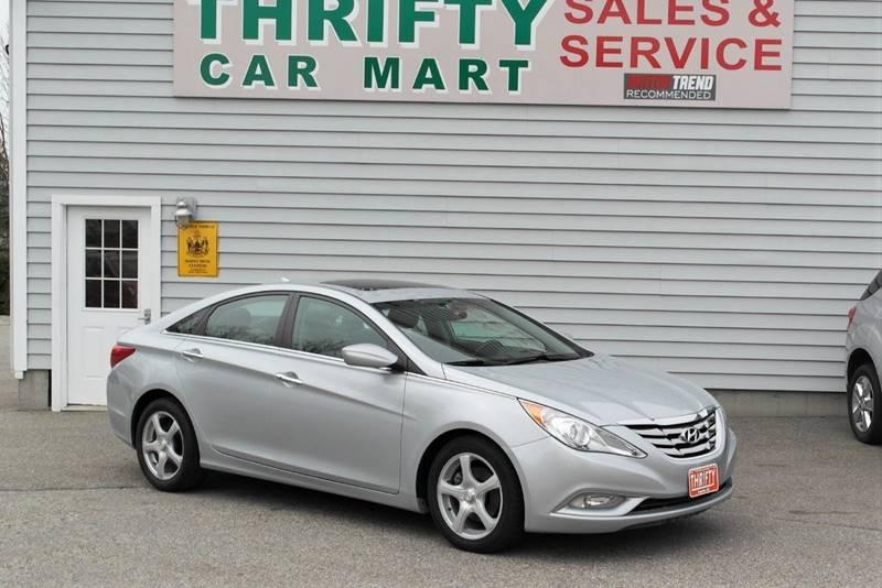 2011 Hyundai Sonata For Sale At Thrifty Car Mart In Lewiston ME