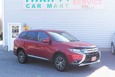 Mitsubishi outlander for sale in maine for Automile motors saco maine