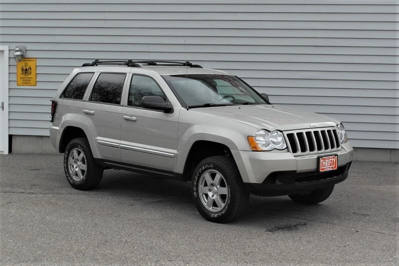 2010 Jeep Grand Cherokee For Sale At Thrifty Car Mart In Lewiston ME