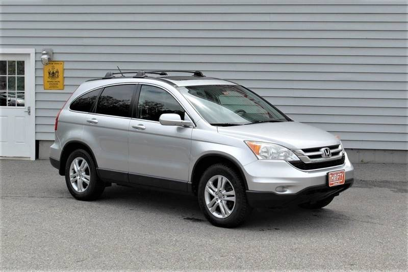2011 Honda CR V For Sale At Thrifty Car Mart In Lewiston ME
