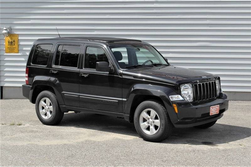 2011 Jeep Liberty For Sale At Thrifty Car Mart In Lewiston ME