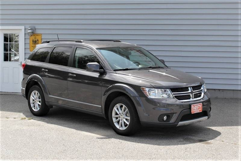 2015 dodge journey sxt in lewiston me thrifty car mart. Black Bedroom Furniture Sets. Home Design Ideas