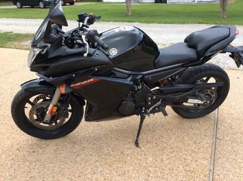 2009 Yamaha FZ6R for sale in Poquoson, VA
