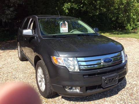 2007 Ford Edge for sale at Gaita Auto Sales in Poquoson VA