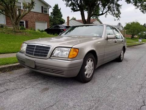 1995 Mercedes-Benz S-Class for sale in York, PA