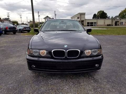 2002 BMW 5 Series for sale in York, PA