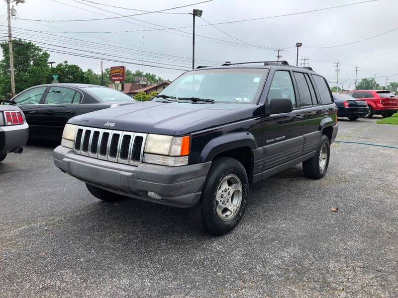 1997 Jeep Grand Cherokee For Sale At Right Choice Motors LLC In York PA