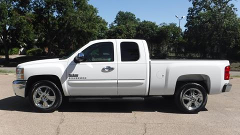 2012 Chevrolet Silverado 1500 for sale in Waco TX