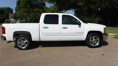 2012 Chevrolet Silverado 1500 for sale in Waco, TX