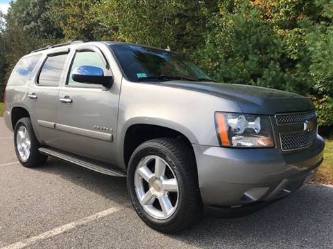 2007 Chevrolet Tahoe for sale in Kingston, NH